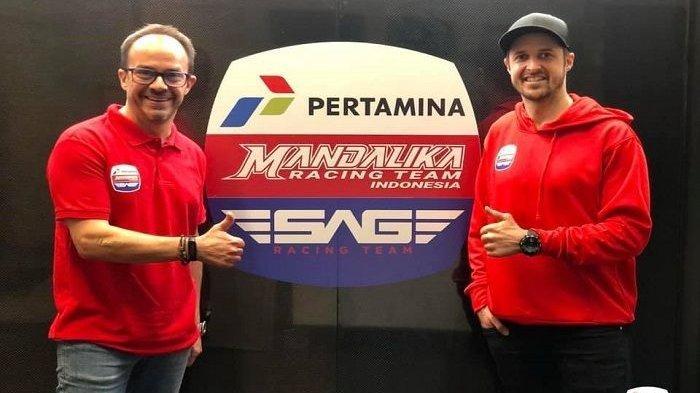 AKHIRNYA Pertamina Mandalika SAG Team, Tim Indonesia Siap Tampil Moto2 2021, Ada Pembalap Indonesia?