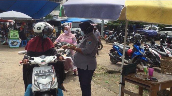 Selama Pandemi Covid-19, Pendapatan Dari Sektor Retribusi Parkir di Batanghari Kurang Dari Target