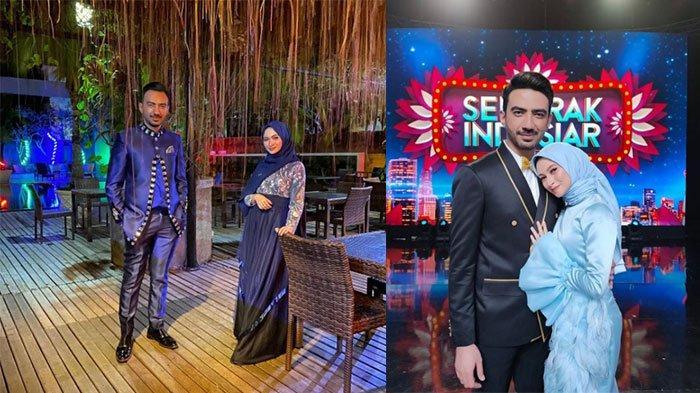 Reza Zakarya Bahagia Menyambut Ramadhan Pertama Bersama Sang Istri