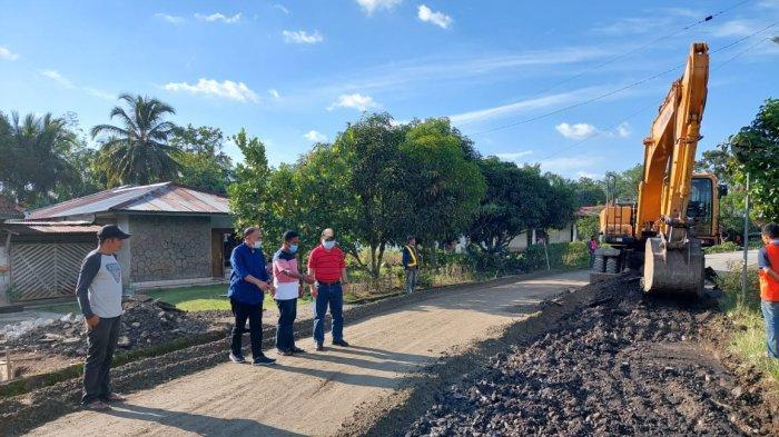 Jalan Pulau Rengas-Muarasiau Diperbaiki, Gubernur Jambi Berharap Mobilitas Masyarakat Nyaman