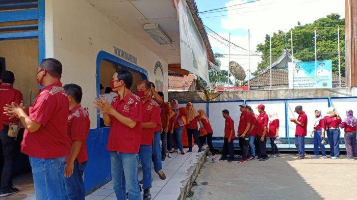 Disnakertrans Provinsi Jambi Data Kembali Karyawan yang Kerja Kembali di Perusahaan