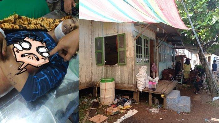 Duel Maut Dengan Musuhnya di Lorong Jambi, Riko Sanani Tewas Dengan Luka Tusuk di Dada Kiri