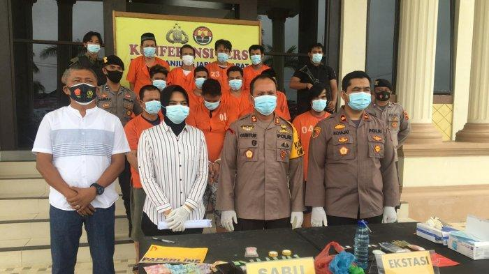 Angka Kriminalitas di Kabupaten Tanjabbar Turun 27,27 Persen, Penanganan Kasus Meningkat