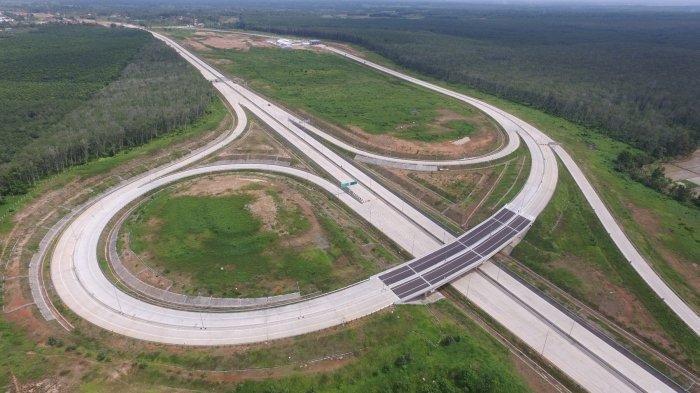 Agustus Ini Dioperasikan, 470 Kilometer Tol Trans Sumatera Sudah Dirampungkan Hutama Karya