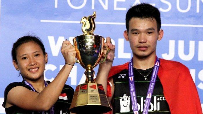 Rinov/Mentari Sumbang Gelar Juara ke 4 Indonesia di Spain Masters 2021