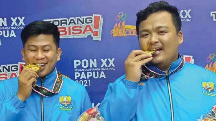 BREAKING NEWS: Rizky Kembali Raih Medali Emas, Sumbang Dua Medali di PON Papua