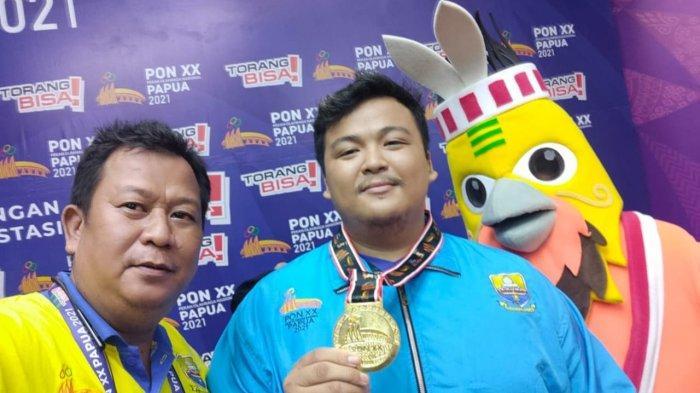 Menang Telak Lawan Bali, Atlet Biliar Jambi Raih Emas Keduanya di PON XX Papua