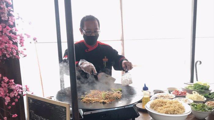 Makan Sepuasnya Hanya Rp45 Ribu, Maksibar di Rock N Sugar Coffee & Bistro Luminor Hotel Jambi