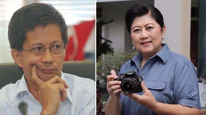Rocky Gerung Ungkap Kekaguman pada Sosok Ani Yudhoyono, Sedih Karena Janji Tak Sempat Terlaksana