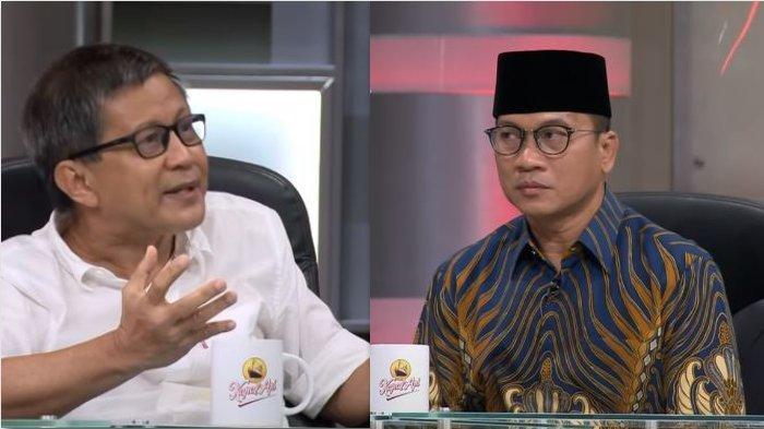 Rocky Gerung Jawab Tantangan DPR soal Dialog Terbuka soal Polemik Haji, Sampai Isu Utang Katering