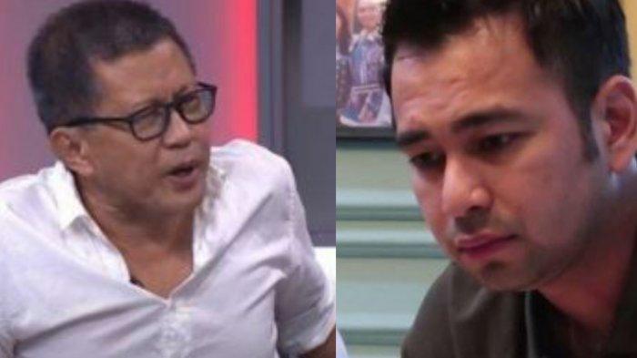 Rocky Gerung Dukung Dilaporkannya Raffi Ahmad : Kita Hanya Ingin Menguji Dalil Keadilan dari Negara
