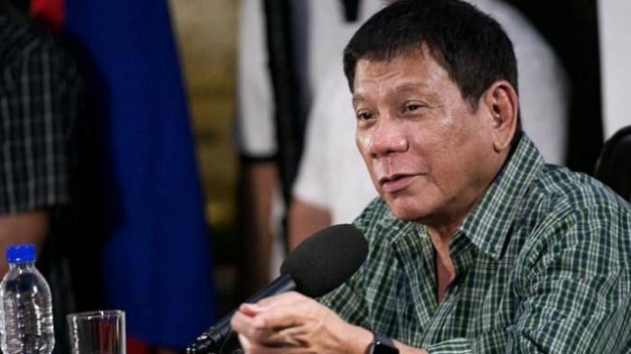 Filipina Ogar Geser Se-inci Pun Kapalnya di Laut China Selatan, Duterte: Persahabatan Kita Berakhir