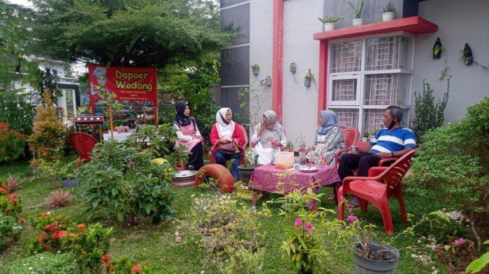 Pesta Kebun di Halaman Perumahan Ala Rogaya, Pilih Tanaman Buah Anti Mainstream