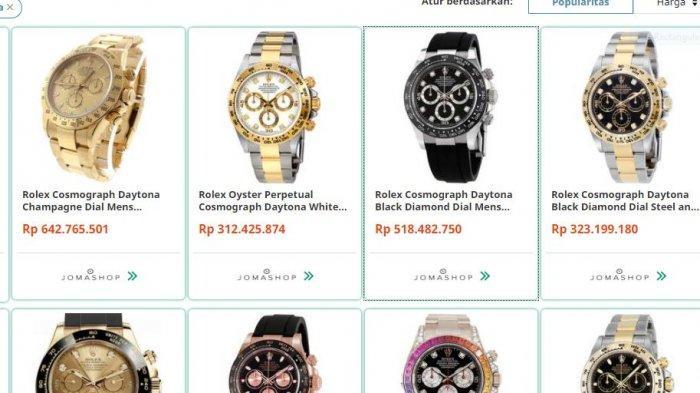 Mengapa Harga Jam Tangan Rolex Ratusan Juta Rupiah? Terungkap Keistimewaannya