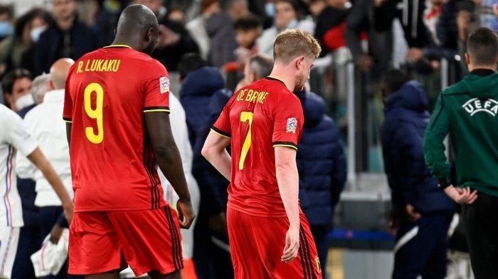 LINK NONTON Italia vs Belgia, Lukaku & Hazard Absen Untuk Rebut Juara 3 UEFA Nations League