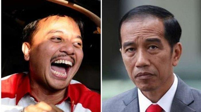 Istana Terdiam Saat Jokowi Diledek Roy Suryo, Kasus Covid-19 Tembus 1 Juta 'Luar Biasa Presiden'