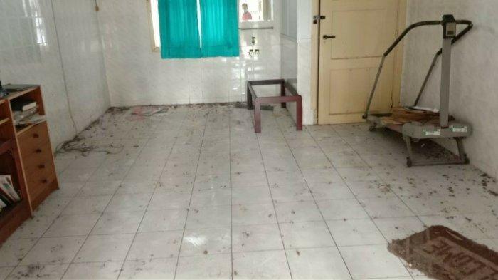 Kondisi Eks Bangunan Rumah Sakit Pertamina di Bajubang Yang Direncanakan Jadi Tempat Isolasi Terpusat Covid-19