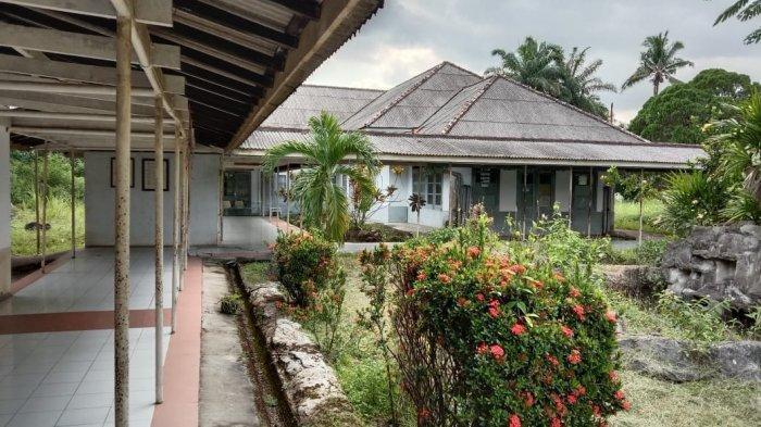 Kondisi Eks Bangunan RS Pertamina di Bajubang Direncanakan Jadi Tempat Isolasi Terpusat Covid-19