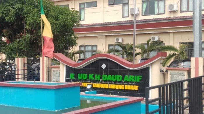 RSUD Daud Arif Kuala Tungkal.