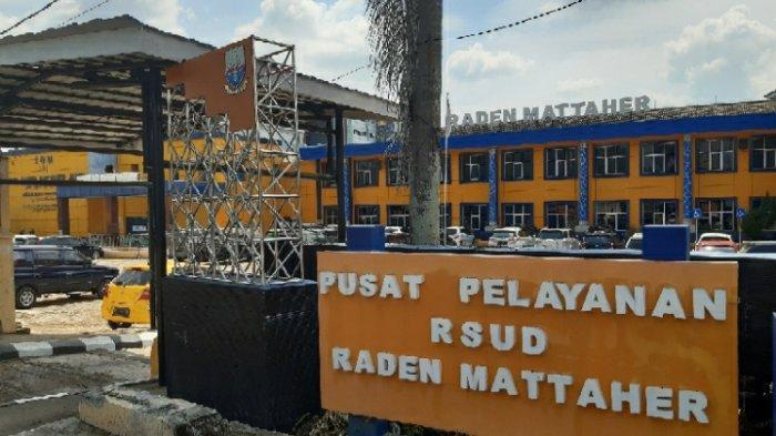 Nakesnya Terpapar Covid-19, Sejumlah Layanan di RSUD Raden Mattaher Dibatasi