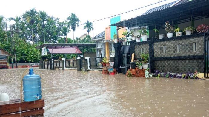 Langganan Banjir, Ketua RT 46 Talang Bakung Minta Pemkot Jambi Prioritaskan Wilayahnya