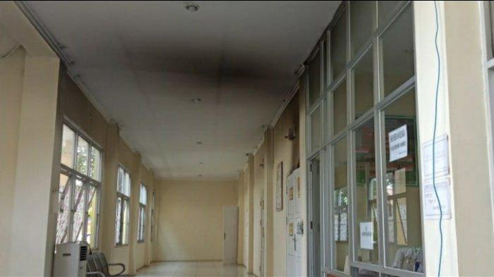 Dinding Ruang Radiologi RSUD Kolonel Abunjani Bangko Terbakar, Berman Ungkap Dugaan