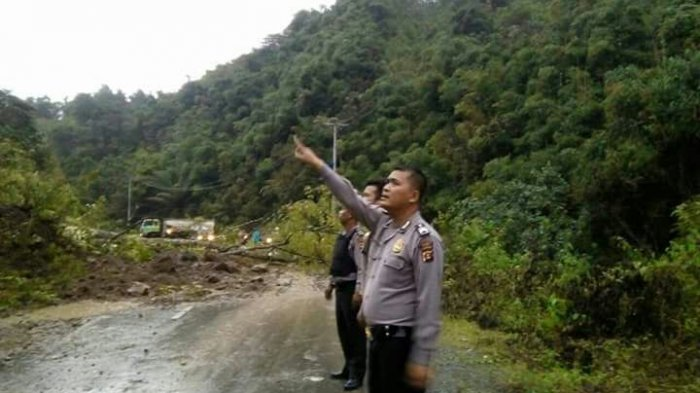 Waspada, Ini Lokasi Rawan Longsor dan Banjir di Merangin