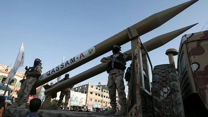 INILAH Rudal Buatan Hamas yang Buat Israel Ketar Ketir dan Bahkan Bisa Tembus Pertahanan Iron Dome