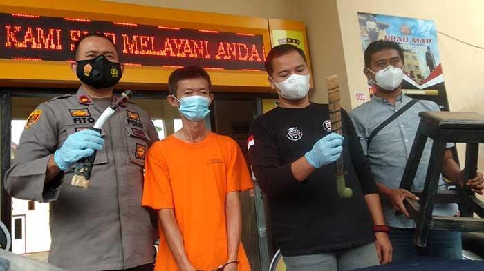 Pengakuan Pelaku Pembacokan di Mayang Mangurai, Rudi Bukan Cemburu Tapi Merasa Dilecehkan Hendiyanto