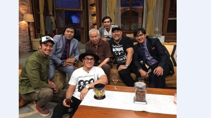 Rudy Badil Pendiri Warkop DKI Meninggal Dunia, Indro Warkop Tulis Janji Menyentuh!