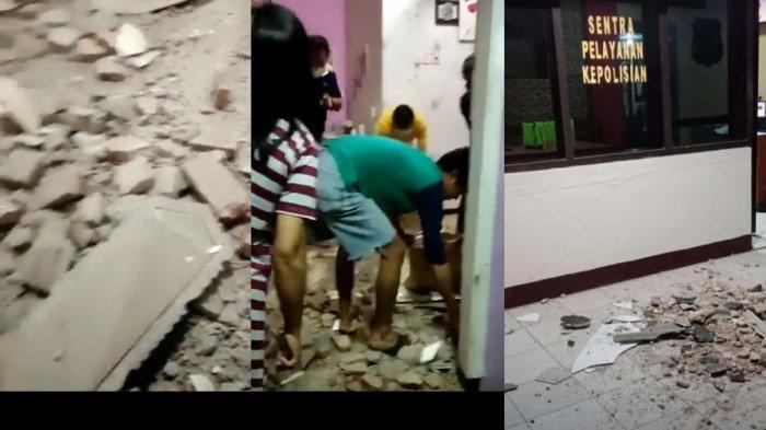 Trending Topic Gempa di Blitar, Pengunjung Mal Sempat Panik hingga Warga Masih Trauma