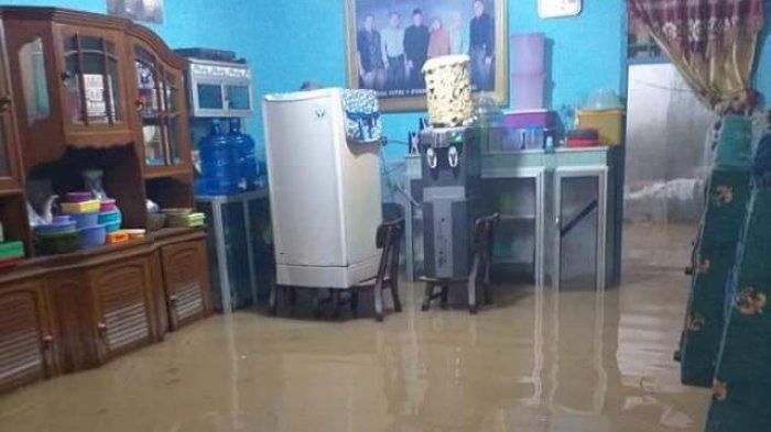 Warga di Dataran Sungai Batang Merao Selalu Cemas Jika Hujan, Semalam Terendam Banjir