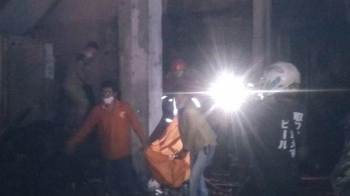 5 Orang Tewas Terbakar di Dalam Rumah Tempat Penyimpanan Tabung Gas, Warga Dengar Suara Minta Tolong