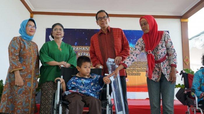 Rumah KuBisa, Rumah Kemandirian dari Konsumen Alfamart dan Yayasan Sayap Ibu untuk Disabilitas