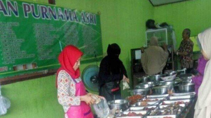 Rumah Makan Purnama Asri ini Tempat Makan di Kota Jambi dengan Masakan Rumahan, Enak dan Murah