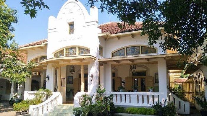 Rumah Bos Kosmetik Martha Tilaar Dulu Disebut Angker dan Berhantu Kini Jadi Tempat Wisata Hits