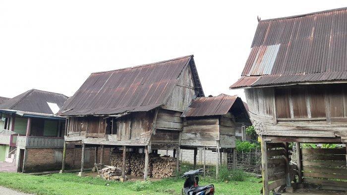TRAVEL JAMBI Pesona Rumah Tuo Dusun Tanah Periuk di Bungo, Sejak 1600-an Tinggal 6 Buah