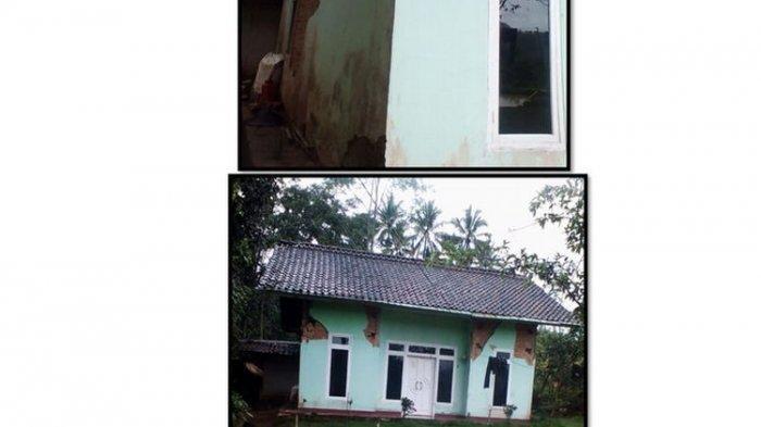 Gempa Pangandaran Sebabkan 7 Rumah Rusak, Warga Pilih Tidak Mengungsi