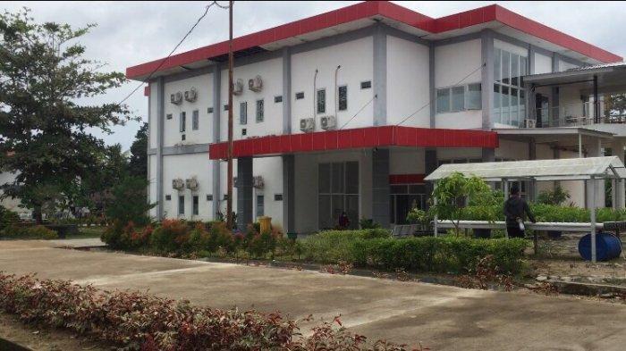Ruang Isolasi Pasien Covid-19 di Batanghari Tertinggi di Jambi, RSUD Hamba Siapkan 90 Tempat Tidur
