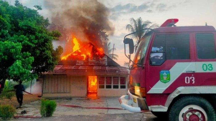 Sejak Januari, Sudah Sembilan Rumah Warga Sarolangun Terbakar