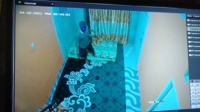 Polisi Kantongi Wajah Satu dari Empat Pelaku Pencurian di Rumah Wartawan TVRI Jambi