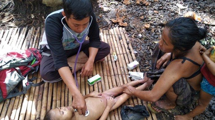 Perawat Suku Anak Dalam dari KKI Warsi Jambi Berharap Dinas Kesehatan Lebih Peduli
