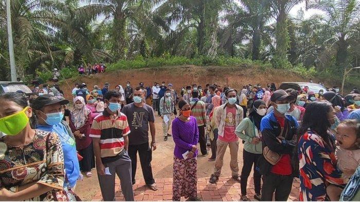Ratusan SAD di Batanghari Disuntik Vaksin Covid-19
