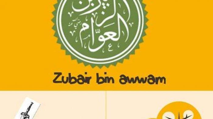 Kisah Sahabat Nabi, Zubair bin Awwam Penghunus Pedang Pertama dalam Islam yang Dibunuh saat Salat