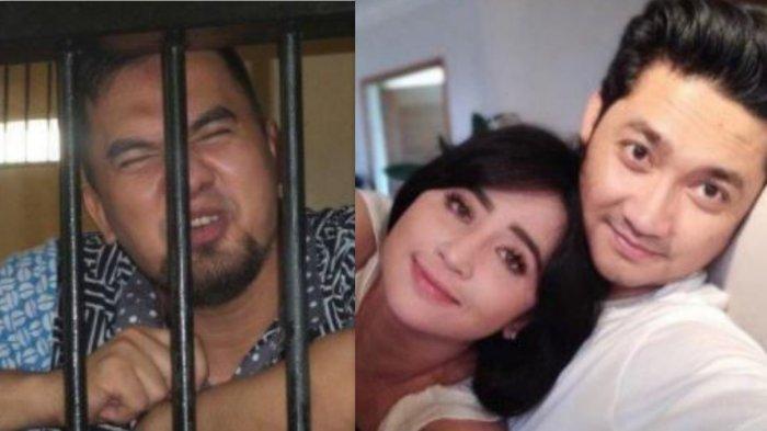 SIAPA SANGKA! Saipul Jamil Diam-diam Pernah Ancam Angga Meski di Penjara, Dewi Perssik: Sayang Aku