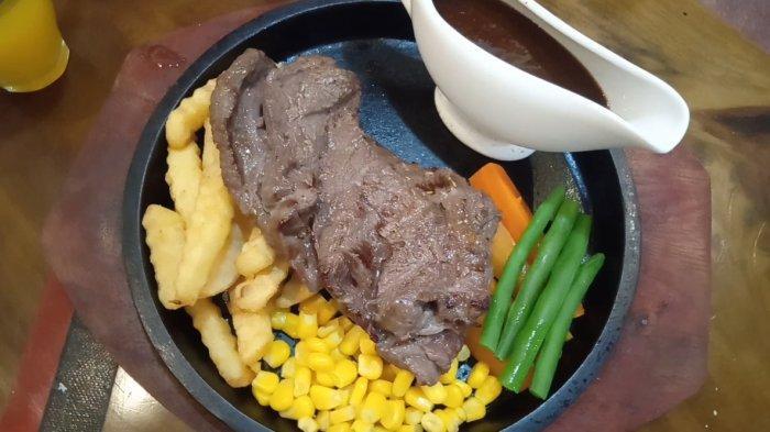 Kuliner Jambi Aneka Steak di Huis de Kappara, Masakan Western yang Menggugah Selera