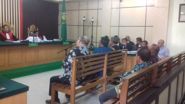 Mantan Anggota DPRD Provinsi Jambi Bersaksi Untuk Terdakwa Cekman CS