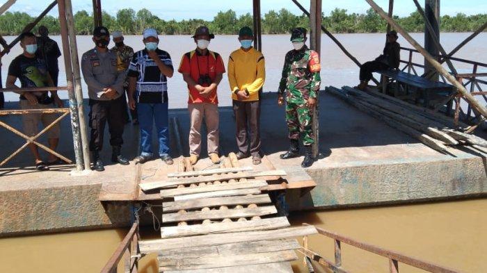 Lima Halte Sungai di Tanjabbar Rusak Berat, Dinas Perhubungan Sebut Estimasi Perbaikan Rp 500 Juta