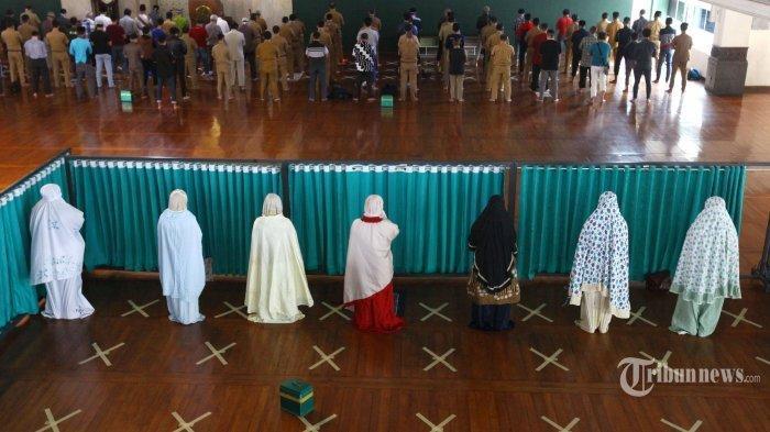 Di Kota Jambi Salat di Masjid Diizinkan dengan Beberapa Syarat, Ini Kata MUI