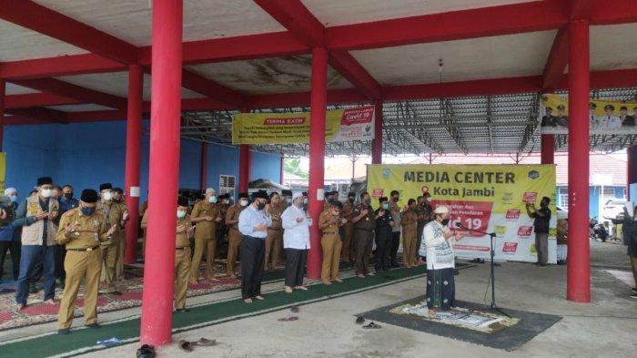 Pemkot Masih Tunggu Kepastian Pemakaman Anak Wali Kota Jambi Syarif Fasha